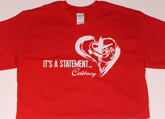 It's A Statement-Red