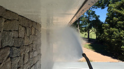 High Pressure Cleaning Gold Coast Eaves 1