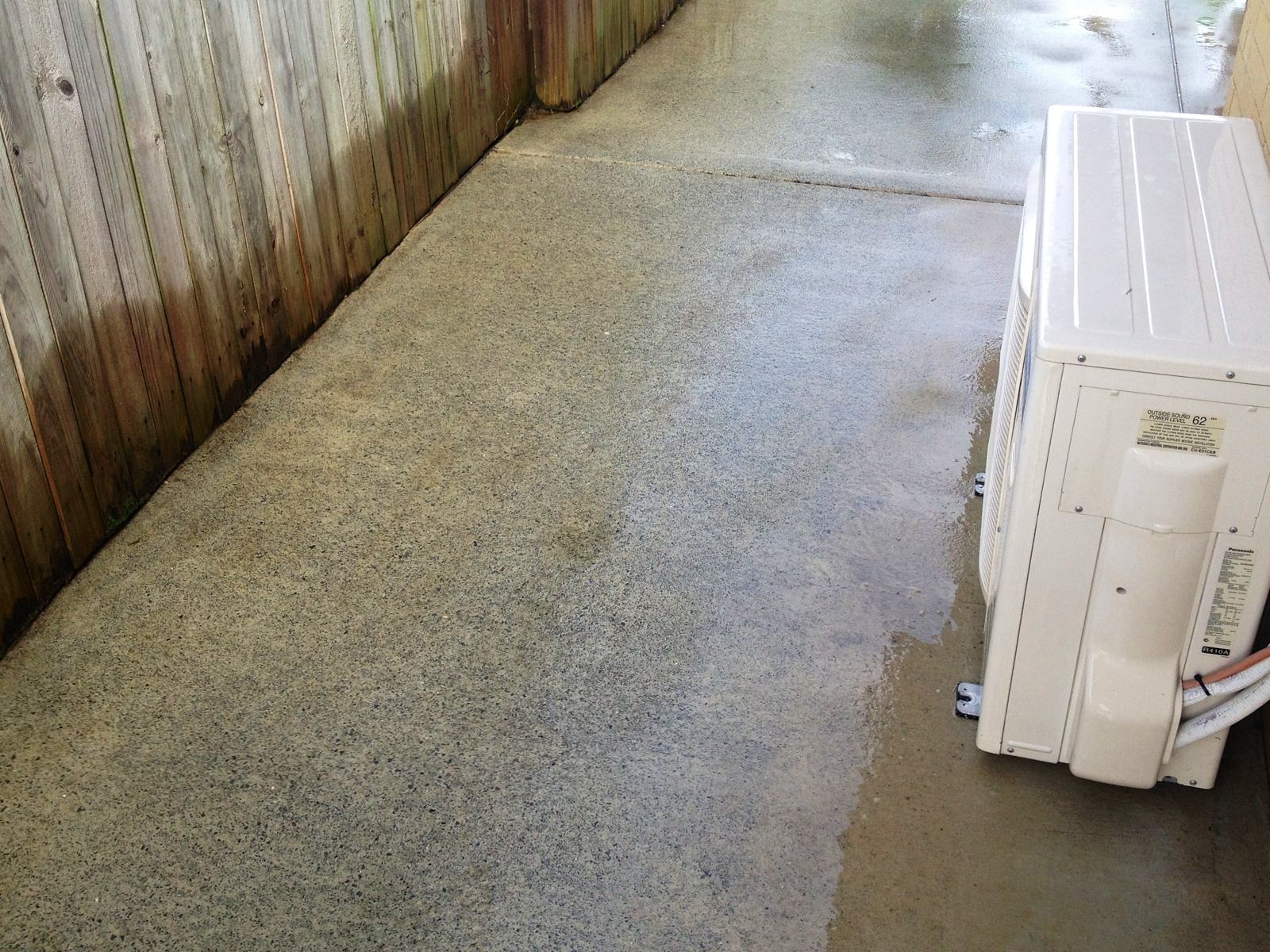 High Pressure Cleaning Gold Coast Concrete After 2