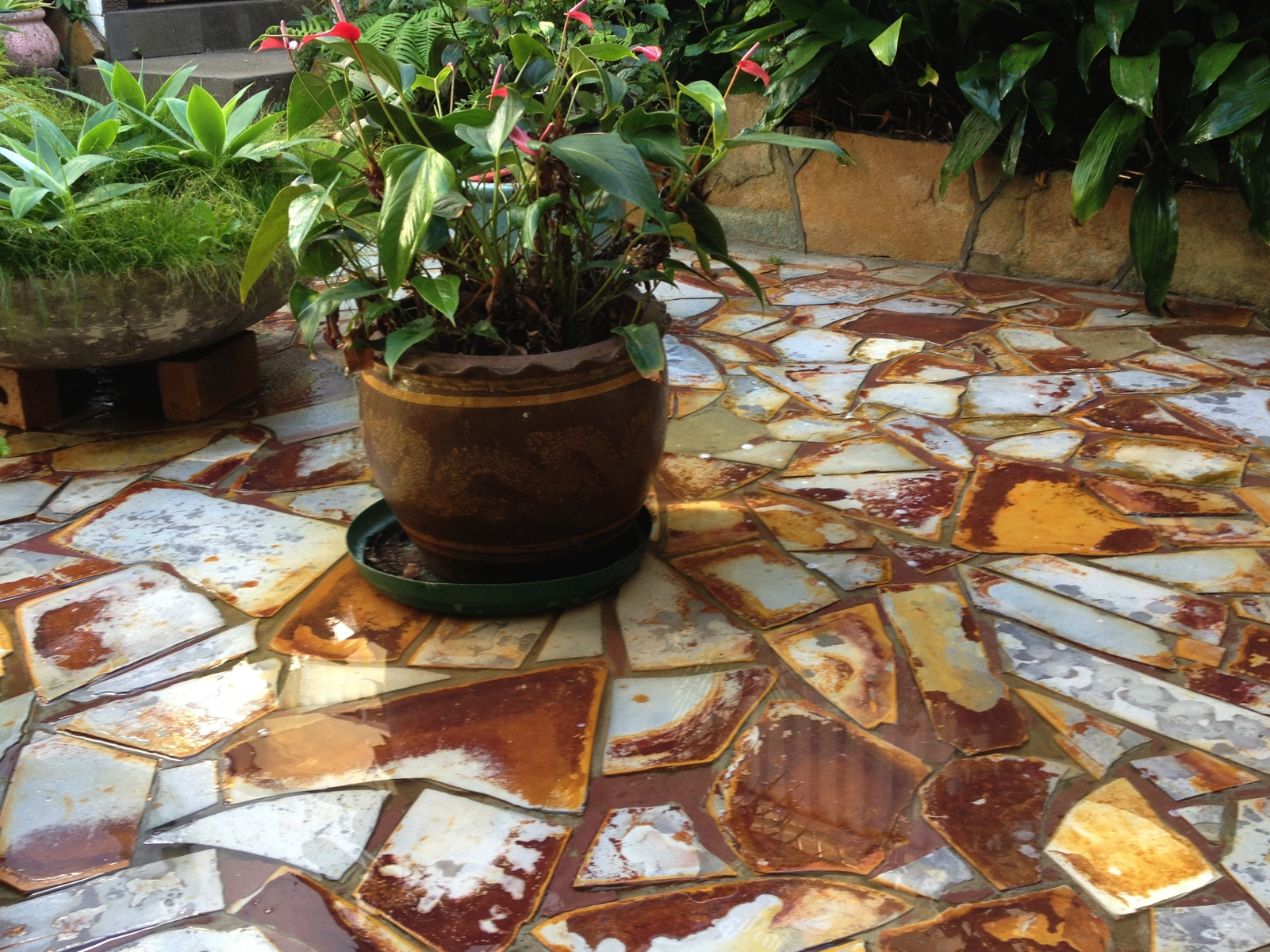 High Pressure Cleaning Gold Coast Tiles After 1