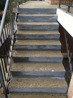 High Pressure Cleaning Gold Coast Steps After 3