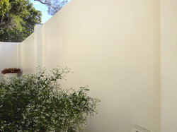 High Pressure Cleaning Gold Coast Wall After 4