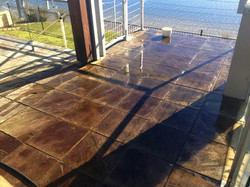 High Pressure Cleaning Gold Coast Tiles Before 2