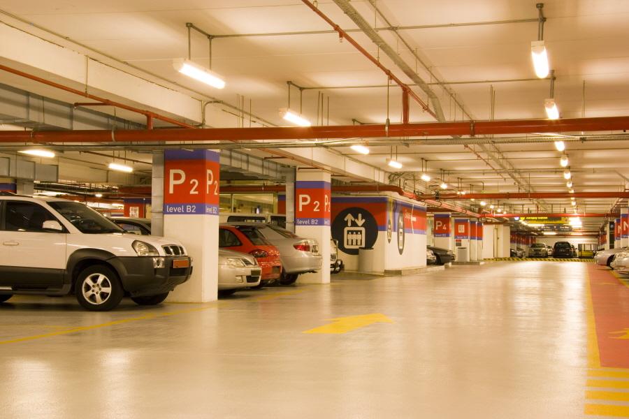 High Pressure Cleaning Gold Coast Basement Carpark 1