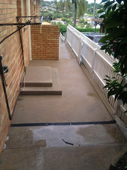High Pressure Cleaning Gold Coast Concrete After 1