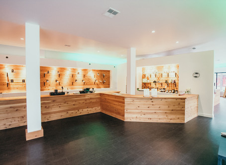 Gallery Inspired Dispensary