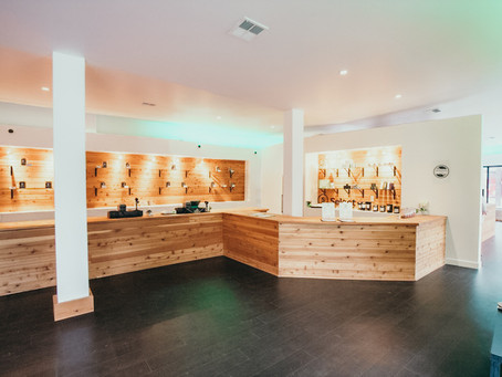Gallery Inspired Dispensary