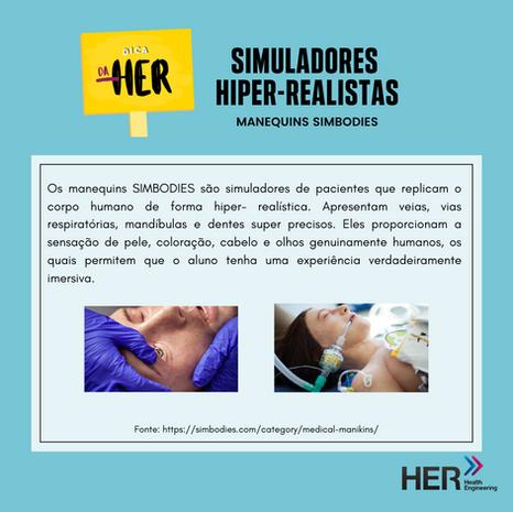 SIMULADORES HIPER-REALISTAS