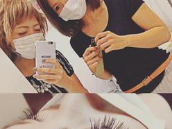 eyelash モデル募集☺