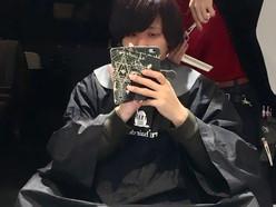 cutの練習(^O^)