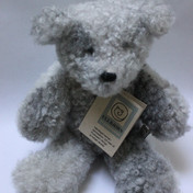 Ullbjørn av pelssau/curly fuhr