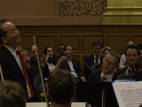 JCPO's Debut Concert