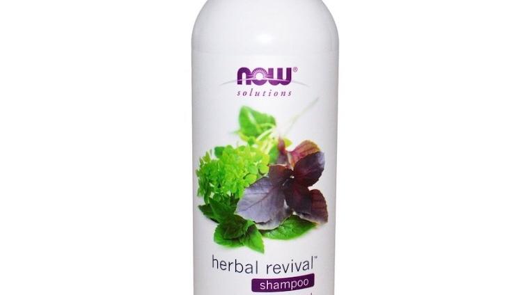 Solutions, Herbal Revival Shampoo, 16 fl oz