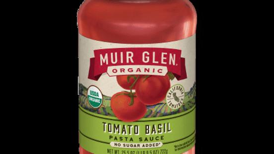 Organic Tomato Basil Pasta Sauce 25.5