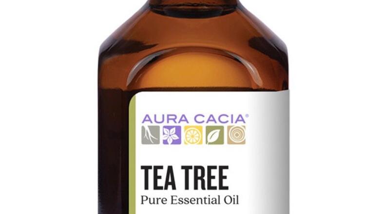 Aura Cacia Organic Tea Tree Essential Oil 2 fl. oz.