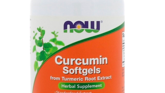 Curcumin, 120 Softgels