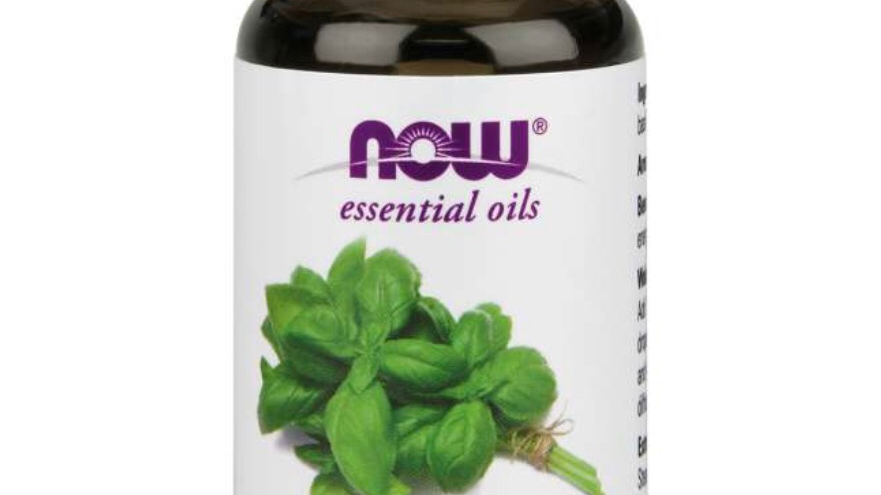 Basil Essential Oil, 1 fl oz