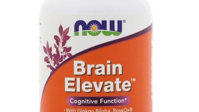 Brain Elevate, 120 Veg Capsules