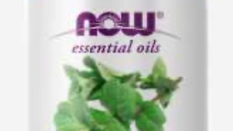 Peppermint Essential Oil, 1 fl oz
