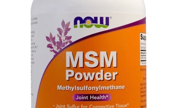 MSM Powder, 1 lb (454 g)
