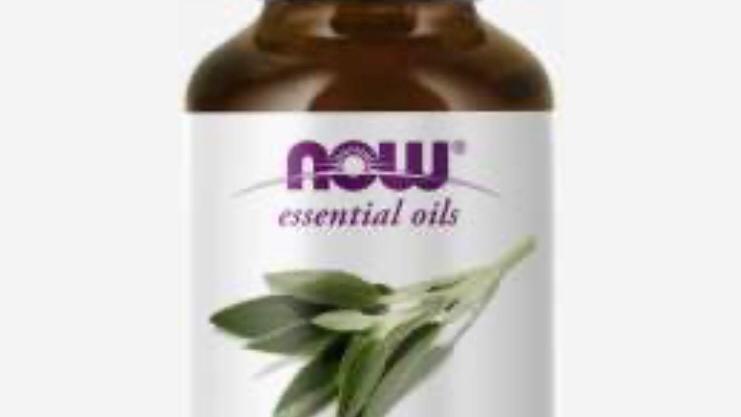 Sage Essential Oil, 1 fl oz