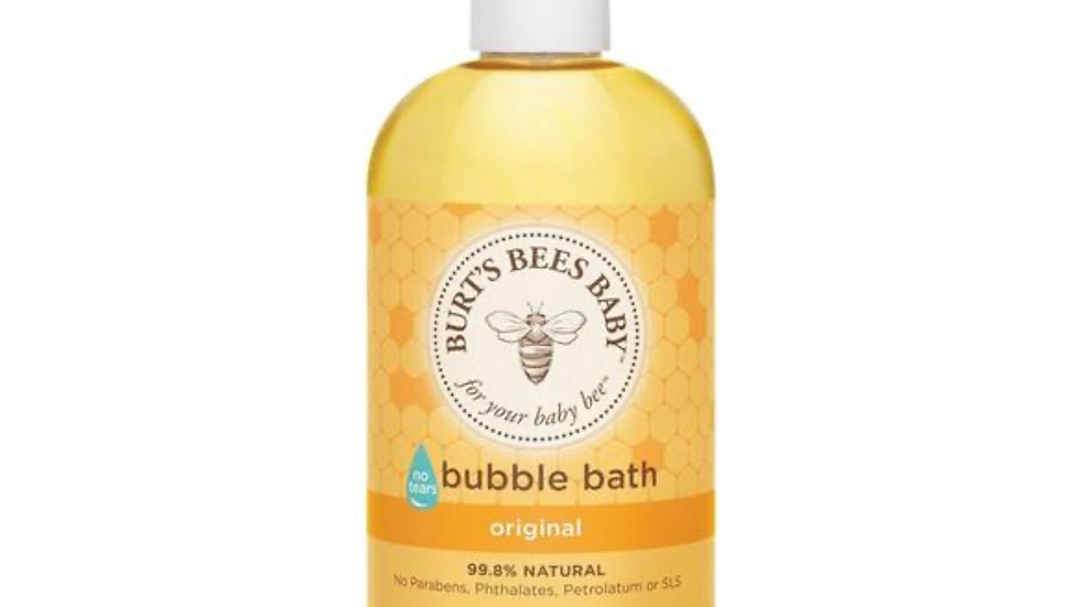 BURT'S BEES BABY BUBBLE BATH 12 OZ