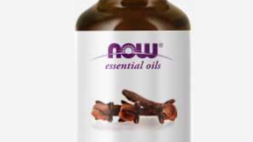 Clove Essential Oil, 1 fl oz