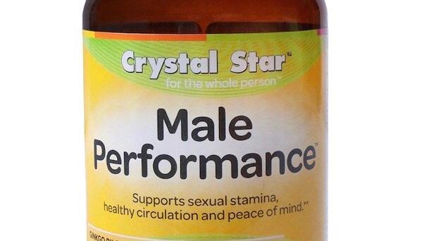 Male Performance, 60 Vegetarian Capsules