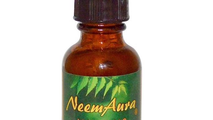Organic, Neem Seed Oil, 1 fl oz (30 ml)