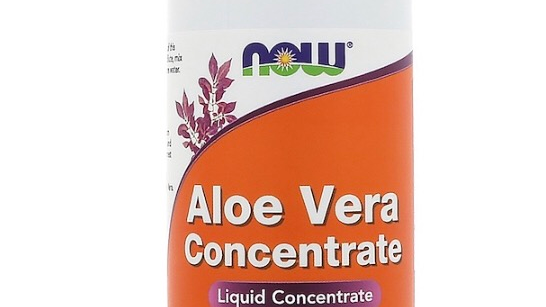 Aloe Vera Concentrate, 4 fl oz (118 ml)