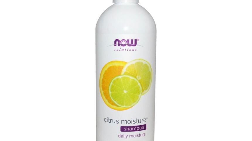 Solutions, Citrus Moisture Shampoo, 16 fl oz