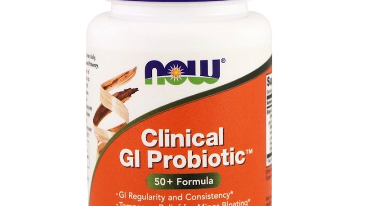 Clinical GI Probiotic, 60 Veggie Caps