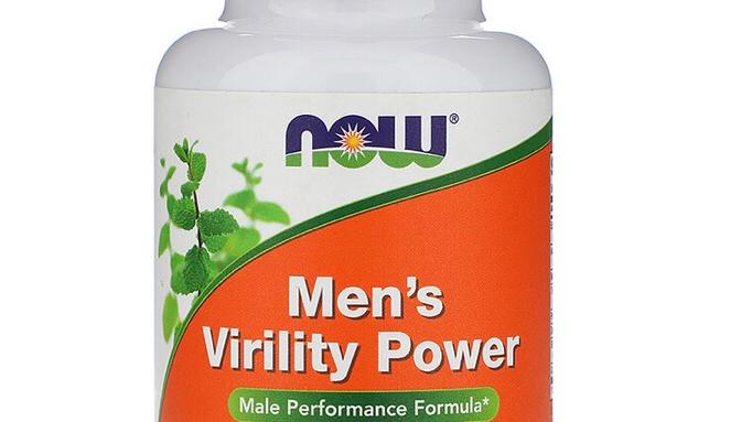 Men's Virility Power, 60 Veg Capsules