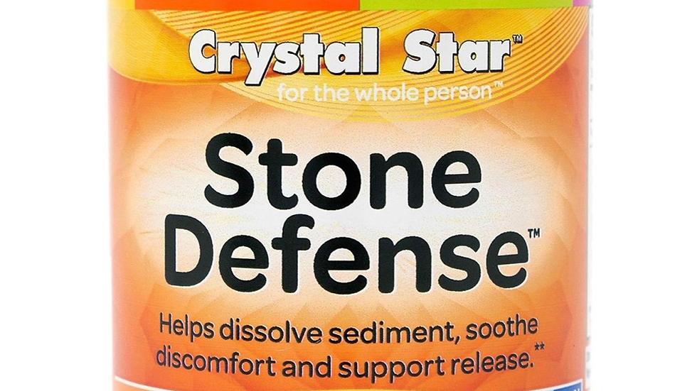 Crystal Star Stone Defense, 90 Veg Capsules