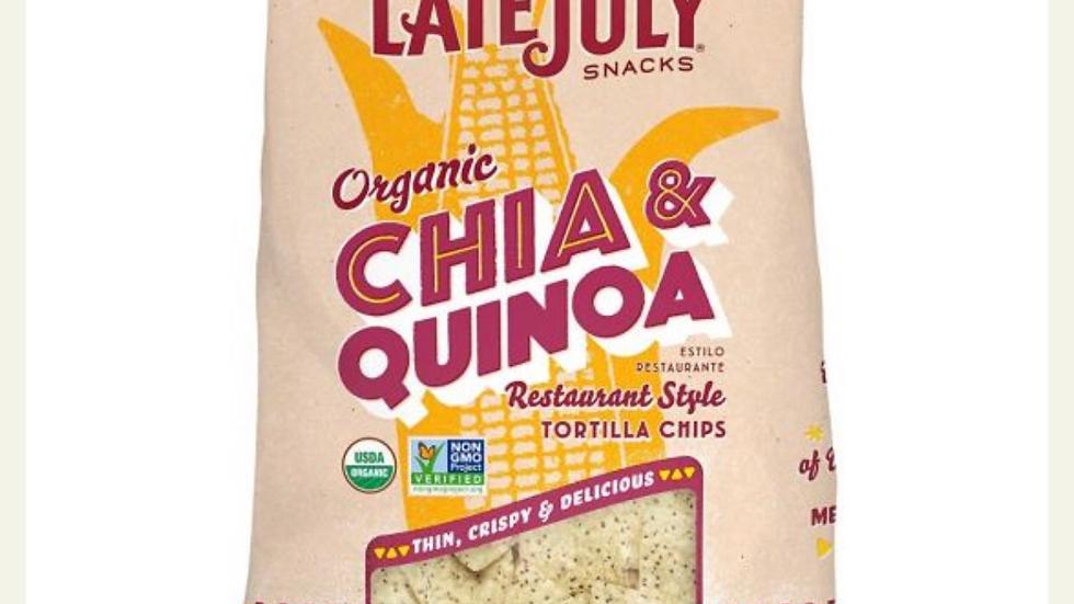 Chia & Quinoa Chips
