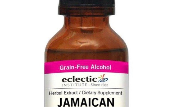 Eclectic Institute Jamaican Dogwood Extract 2 oz Liquid