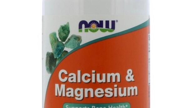 Calcium & Magnesium, 250 Tablets