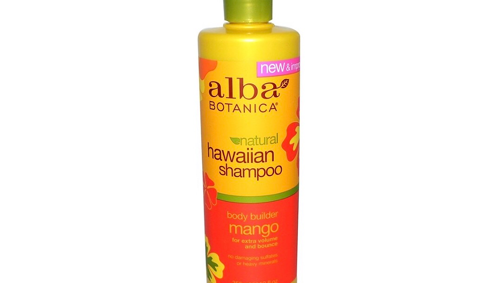 Alba botanica Hawaiian shampoo 12 fl oz