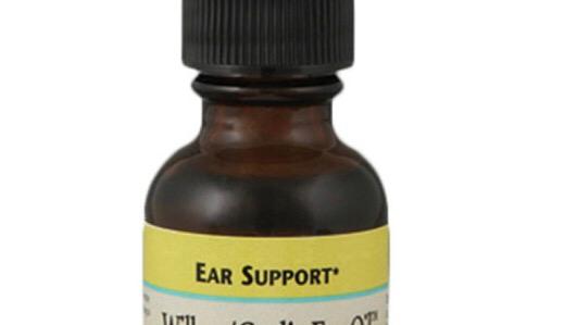 Herbs for Kids Willow Garlic Ear Oil 1 fl. oz.