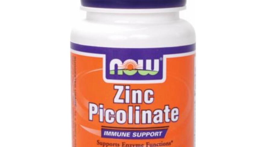 Zinc Picolinate , 50mg/50 Capsules
