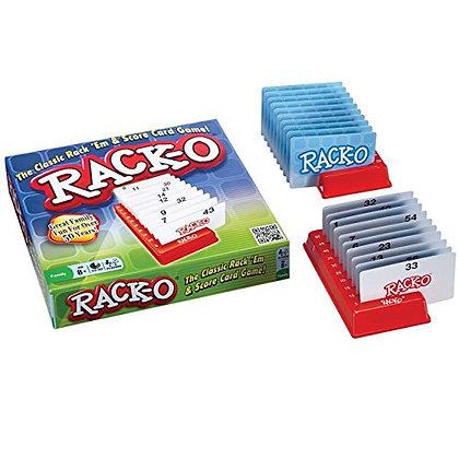 Racko Card Game
