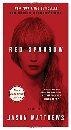 Red Sparrow: A Novel (1) (The Red Sparrow Trilogy)