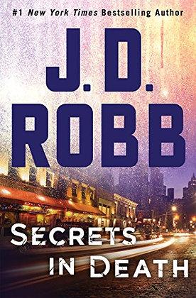 Secrets In Death: An Eve Dallas Novel (In Death, 45)