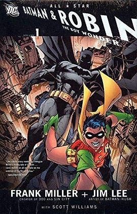 All-Star Batman & Robin, The Boy Wonder, Vol. 1