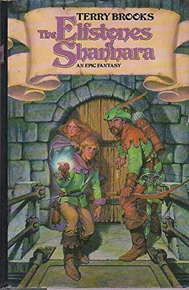 Signed Copy - The Elfstones of Shannara: (#2) (The Sword of Shannara)