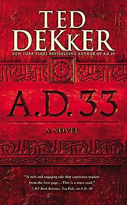 A.D. 33: A Novel (A.D., 2)