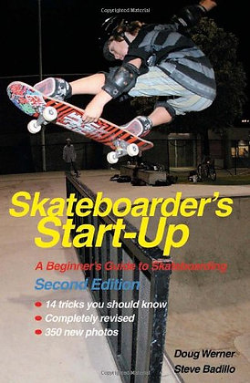 Skateboarder'S Start-Up: A Beginner'S Guide To Skateboarding (Start-Up Sports Se