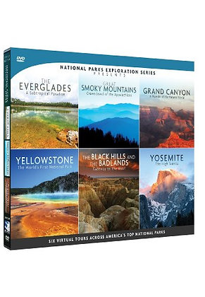 America's National Parks - The Complete Collection