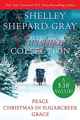 Shelley Shepard Gray Christmas Collection: Peace, Christmas in Sugarcreek, Grace