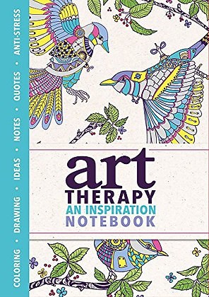 Art Therapy: An Inspiration Notebook (RP Minis)